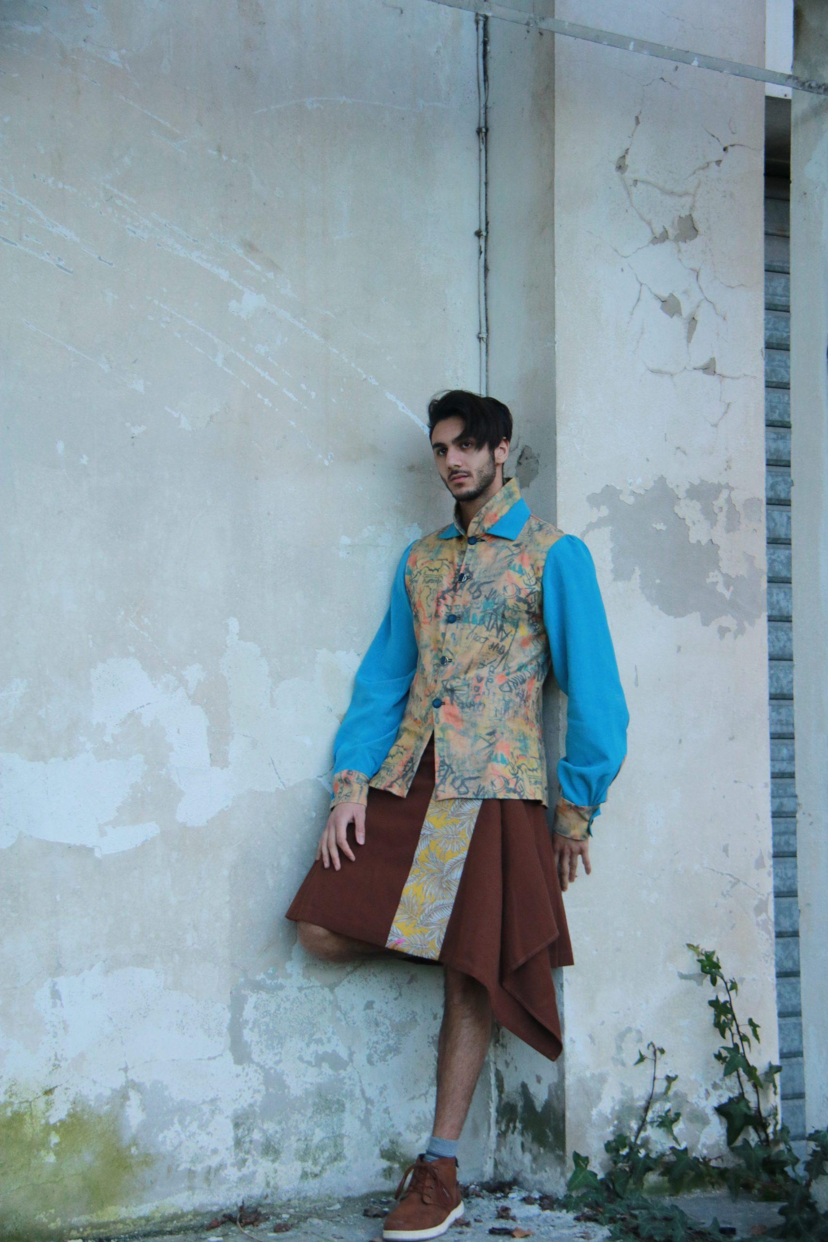 mode homme kilt urbain