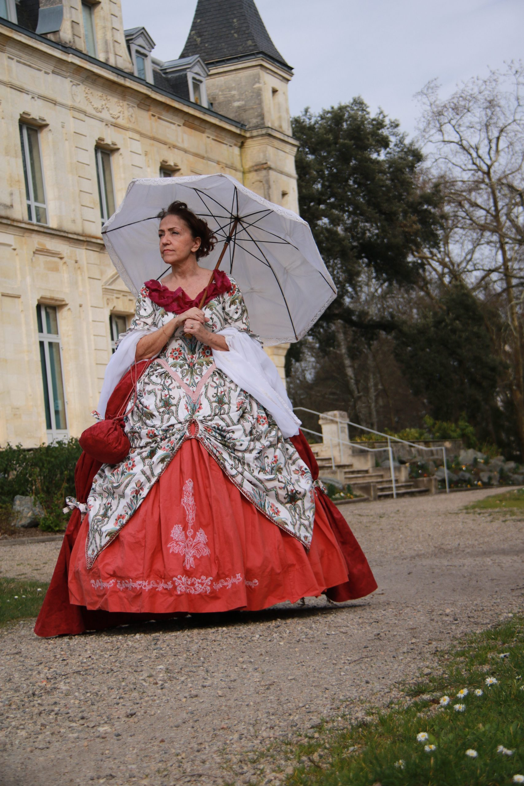 broderie couture creation historique